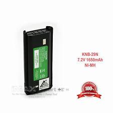 KNB-29N Battery for KENWOOD ProTalk TK2200 TK3200 Radio