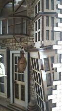 Mystery Alley Book Nook booknook book shelf insert 3d puzzle Mancave