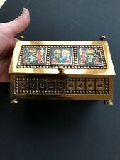 CEREMONIAL MARRIAGE COPPER OR BRASS BOX