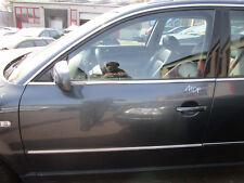 Tür vorne links VW Passat 3B 3BG blueanthrazit LC7V grau