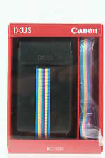 Canon Ixus DCC-1300 Leder Etui für Ixus 240 HS, 230 HS und 125 HS