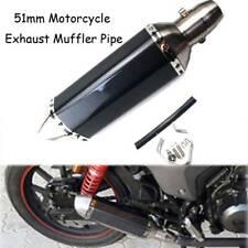 Exhaust Pipe Muffler Silencer Universal Motor For Ducati Monster S4RS 2006-2007