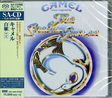 CAMEL-MUSIC INSPIRED BY THE SNOW GOOSE-JAPAN SHM-SACD G88