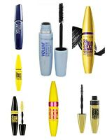 Maybelline Volume Express Mascara Colossal Black Extreme Radical Big Shot WTP