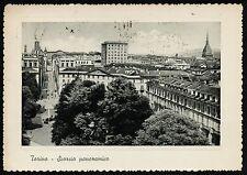 AD0807 Torino - Città - Scorcio panoramico