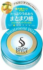 Salon Style Treatment Wax Hair Styling Wax 2Pack Set 75g Made in Japan