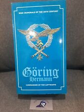 "War Criminals Of The 20th Century WW2 HERMANN GORING 11"" Figure Boxed"