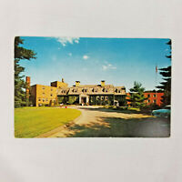 Vintage 1964 Postcard Emerson Hospital Concord Massachusetts Yankee Colour Corp