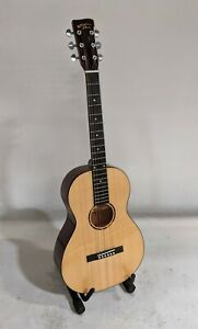 Recording King RP-G6 Solid Top Single 0 Acoustic Guitar