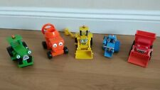 Bob The Builder Toys Vehicles Bundle