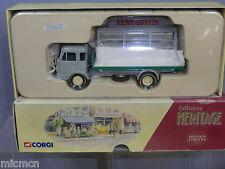 "CORGI ""HERITAGE"" Modello No. 72910 SIMCA Cargo Glacier ""SAINT gorban"" MIB"