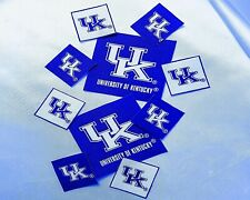 University of Kentucky Wildcats Ncaa Fabric Iron On Appliques, Patchs 10 Pc