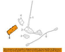 MINI OEM 07-10 Cooper GPS Navigation System-Amplifier 65203416765