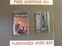 SHENANDOAH IN THE VICINITY OF THE HEART CASSETTE
