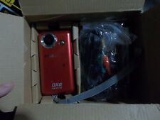 DXG 567V HD VIDEO CAMCORDER w/ ACCESSORY BUNDLE RECHARGEABLE NEW