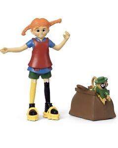 Pippi Longstocking 44-3793-00 Figure Set, Multi Colours