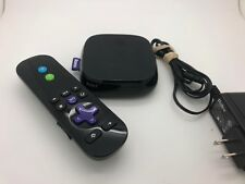 Roku 3 Digital HD Media Streamer (4200R) - Black - ** Without Headphones **