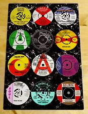 Northern Soul Metal Sign / Plaque, Northern Soul Vinyl Record Sign, Scooter sign