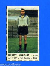 CORRIERE DEI PICCOLI 1966-67 - Figurina-Sticker - FERRETTI - ALESSANDRIA -New