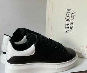 Alexander McQueen Men's Sneaker Black / White US 10/ UK 9/ EUR 43 // NEW