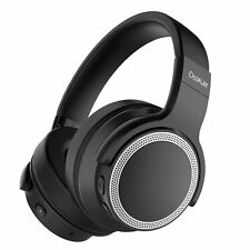 iDeaPlay V206 Over Ear Actice Noise Cancelling ANC Wireless Bluetooth Headphones