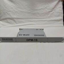 MACKENZIE OPM-1S Overhead Page Management Stacker.