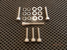 Rover V8  Oil Pump  Filter housing Stainless Steel  cap head Bolts