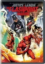 Dcu: Justice League - The Flashpoint Paradox [New Dvd] Full Frame, Eco Amaray