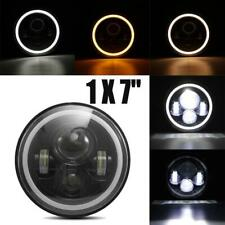 7 Inch LED Headlight Lamp Projector Motorcycle Fit For Jeep Wrangler CJ JK LJ