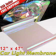 "12""x48"" Chameleon Neo Car Auto Headlight Decal Cover Vinyl Tint Film Wrap Sheet"