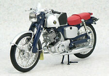 Ebbro 10022 Honda CB92 (Blue) 1/10 scale