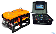 ThorRobotics Underwater Drone Camera Drones Trenchrover110 ROV Underwater Robot