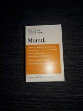 Murad Vita-C Vitamin Glycolic Brightening Serum 0.17 oz / 5mL Travel Sample .17