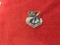 US AIR FORCE SECURITY SERVICE HAT PIN
