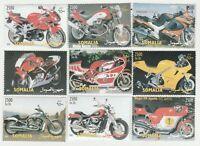 Motorräder Somalia postfrisch  178