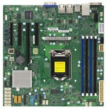 Supermicro X11SSM Motherboard microATX Xeon E3-1200 C236 FULL WARRANTY