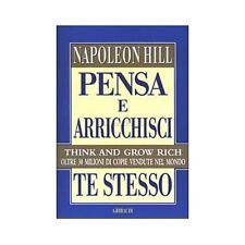 LIBRO PENSA E ARRICCHISCI TE STESSO - NAPOLEON HILL