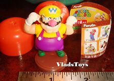Furuta Choco Egg Super Mario Bros. Collection Wario  Mint in Egg US Dealer
