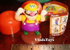 Furuta Choco Egg Super Mario Bros. Collection Wario  Mint in Egg US Dealer