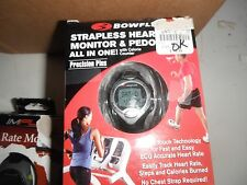 Bowflex Precision plus  Heart Rate Monitor W/ Chest Belt - New -
