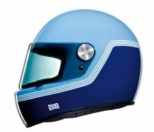 CASCO INTEGRALE VINTAGE NEXX XG.100 R MOTORDROME BLUE TAGLIA M