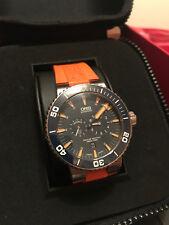 ORIS TUBBATAHA  Limited Edition 46mm  RARE Diver Regulator Regulateur Watch