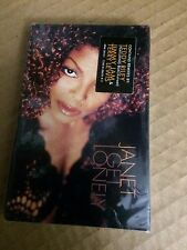 JANET JACKSON I GET LONELY FACTORY SEALED CASSETTE SINGLE C5