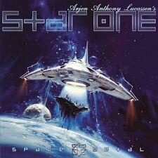 """ARJEN LUCASSEN´S STAR ONE """"SPACE METAL"""" CD NEU!!!!!!"""