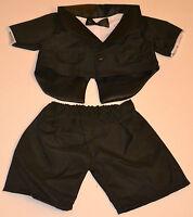 "Teddy Bear TUXEDO Costume CLOTHES Fit 14-18"" Build-a-bear !!NEW!!"