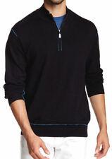 Peter Millar M Regular Size Sweaters for Men's 1/2 Zip