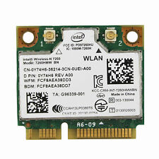 Intel Wireless 300Mbps 802.11 7260HMW BN WIFI Bluetooth 4.0 PCI-E Card