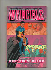 Invincible: A Different World Vol 6 - Robert Kirkman TPB - (Grade 9.2) 2008