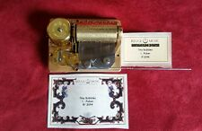 """New 36 Note REUGE Music Box  """"Tiny Bubbles""""  from Don Ho's Estate  (SEE VIDEO)"""