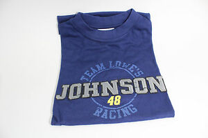 Vintage 2004 NASCAR Jimmie Johnson #48 TEAM LOWE'S Racing Size Medium